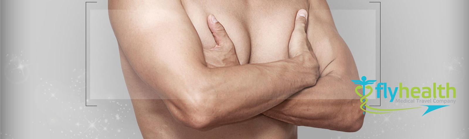 Gynaecomastie (Borstverkleining bij de man)
