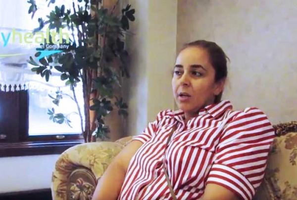 Rafika, na haar Liposuctie ervaring in Istanbul, Turkije