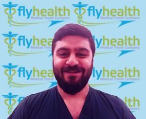 Dr. Mehmet Polat Flyhealth Medisch Team