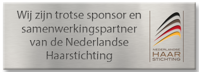 Nederlandse Haarstichting Keurmerk Sponsor