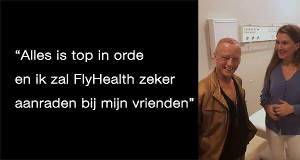 Haartransplantatie-patient-belgische